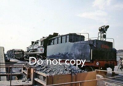 Original 35mm Colour Slide of Class SY Locomotive in China - Ref.375