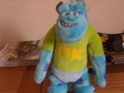 Scully from Monsters Inc Soft toy