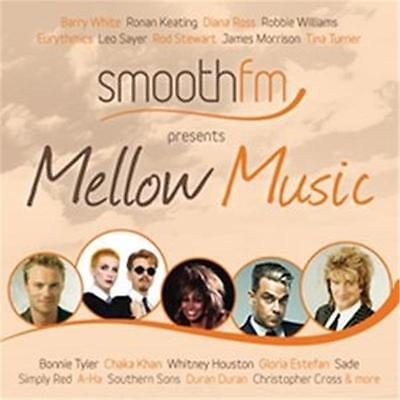 Smooth Fm Presents Mellow Music Various Artists 2 Cd New