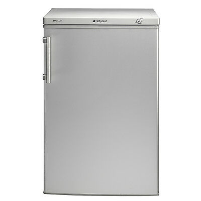 Hotpoint DSRZAAV22S.1 Free Standing Under Counter Freezer A+ 77L Silver New