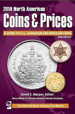 PDF File Catalog - 2014 North American Coins & Prices, 23rd Edition PDF/