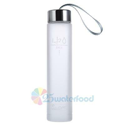 Unbreakable Leak-proof Sport Travel Cycling Camping BPA Free Water Bottle Cup