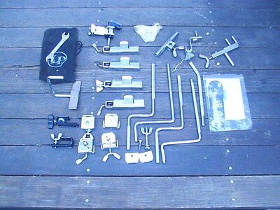 Lot of LP Latin Percussion Parts for drum set drummer percussion percussionist