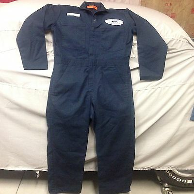Ford Motor Company Dearborn Assembly Plant DAP Employee Coveralls Size 42