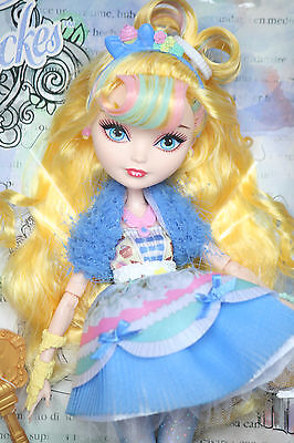 Ever After High Puppe Blondie Lockes Just Sweet NEU OVP