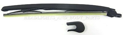 Windscreen Rear Window Set Wiper Arm + Blade Fits BMW 5 E60 E61 03 -
