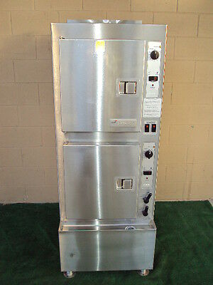 """Cleveland 24Cga10.2 Convection Steamer  Gas With H20 Filter System """"nice"""""""