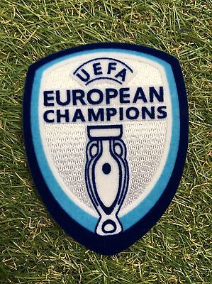 Patchs Football UEFA Europeans Champions PORTUGAL 2016 Euro