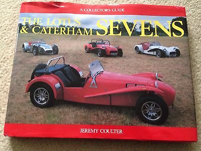 The Lotus And Caterham Sevens Book