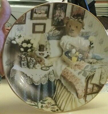 The Hamilton Collection Breakfast in Bed Plate Collection