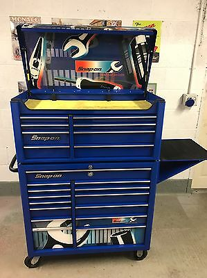 Snap On Tool Box Chest 40 Heritage Royal Blue