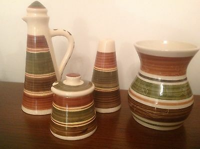 Vintage Dragon Pottery Rhayader Made In Wales