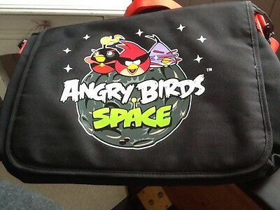 Angry Birds Space Shoulder School Bag