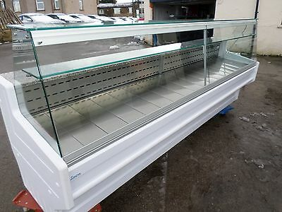 refrigerated SERVE-OVER DISPLAY COUNTER  (3m)