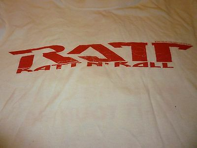 Ratt Shirt ( Used Size L ) Very Good Condition!!!