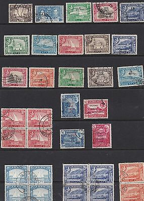 S2: Aden George VI small collection used