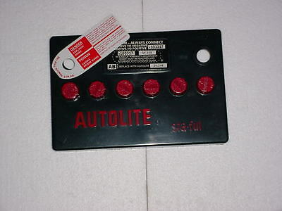 Ford Mustang autolite battery cover