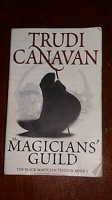 The Magicians' Guild: Number 1 in series: Black Magician Trilogy, Book 1