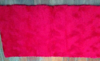 Red Swirl mohair