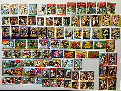EQUATORIAL GUINEA STAMPS LOT- Lot N°68 - Various Stamps