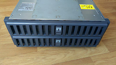 Lot of 2 x NetApp Array FAS2020 with 1 FC and Ethernet Controller and 6 x 1TB