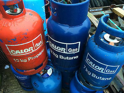 Calor Butane propane gas bottle EMPTY Collection only Gloucester