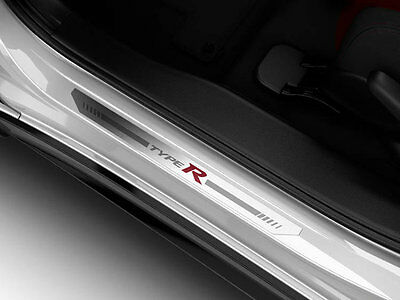 Genuine Honda Civic Type R Door Sill Protectors 2015-2016