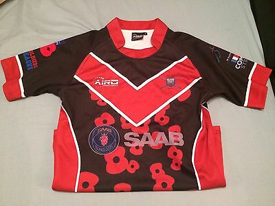 Army rugby league shirt
