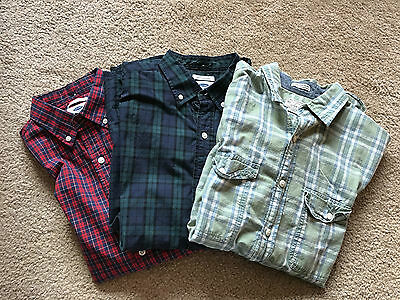 J.crew Old Navy Button Down Casual Shirts Lot of 3 Men's Size Small
