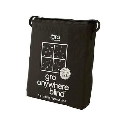 Gro Anywhere Black out Blind