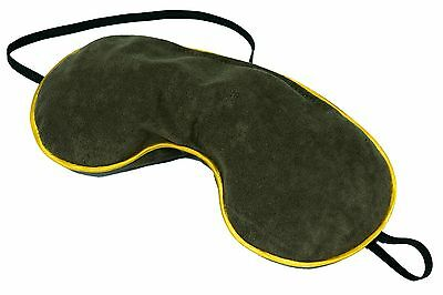 Sleeping Mask Eye Pad Aid Travel Shade Cover Rest Relax Blindfold potpourri
