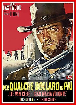 For A Few Dollars More    1960's Movie Posters Classic & Vintage Films