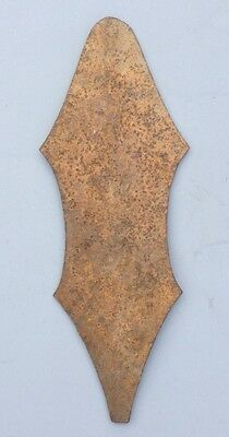 Antique Currency Piece, Mambila / Mfunte, Cameroon.  Fine African Tribal Art.