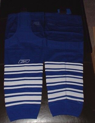 Brand New Reebok Edge Hockey Socks Toronto Maple Leafs