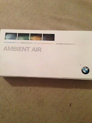 BMW Optional Equipment Ambient Air Starter Kit - BMW 7 Series