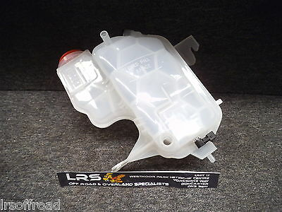 Land Rover Discovery 3 New Coolant Expansion Tank Bottle & Level Sensor Lr020367