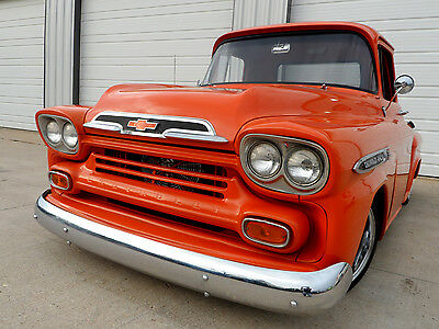 1957 Chevrolet Other Pickups APACHE CAMARO SUB FRAME 1958 FRONT END 350 V8, POWER STEERING, POWER BRAKES FRONT DISC