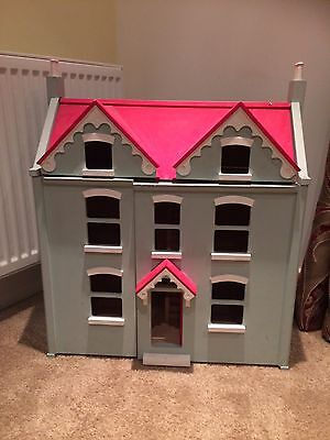 Very Large Dolls House with all accessories