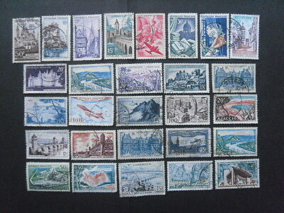 FRANCE Small collection of fine used stamps