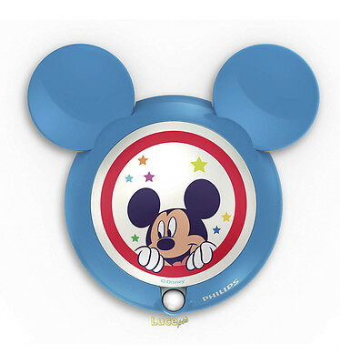 Spot On - Lucina Da Notte Mickey Mouse Philips