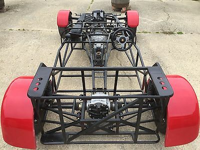 """Formula 27 Chassis Project 2.0 Duratec MT75 7"""" Diff. Kit Car, Caterham,Westfield"""