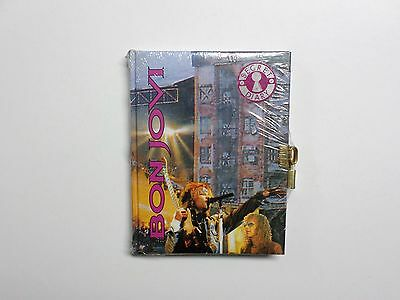 Vintage Bon Jovi Diary Made in Portugal by AMBAR