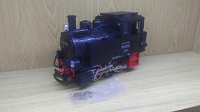 LGB Locomotive, G gauge, Garden Rail, G Scale, Factory Fitted DCC / MTS