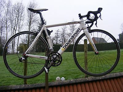 Boardman Limited Edition Team Carbon Road Bike 53cm 10 spd