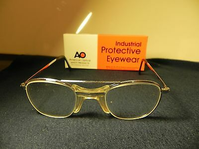 Vintage American Optical  Safety Glasses Steampunk ,Aviators or Lab