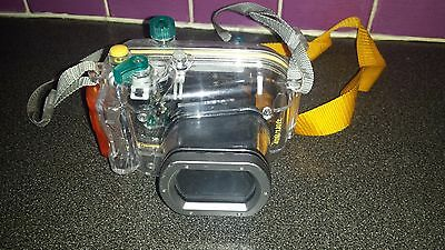 Canon WP-DC8 Waterproof  divers Case for Powershot A640 A630 Cameras