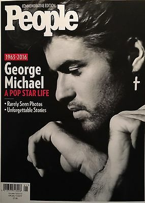 People  Magazine Commemorative Edition George Michael WHAM! 1963-2016 A POP STAR