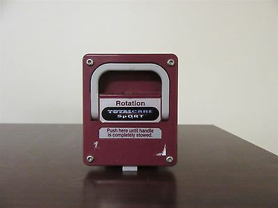 Hill-Rom TotalCare Spo2RT Rotation bed module P1900 TESTED