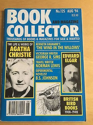 Book and Magazine Collector, V 125; August 1994; Christie, Kenneth Graham, Elgar