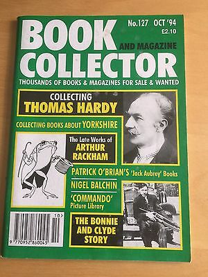 Book and Magazine Collector, Vol 127; October 1994; Hardy, Yorkshire, Commando